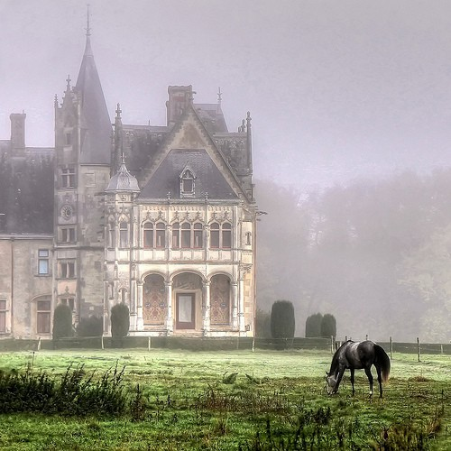 French Chateau, Nantes, France
