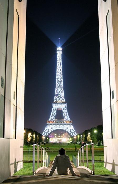 Beautiful View, Paris