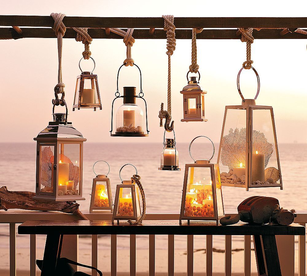 Sea Lanterns, Encinitas, California