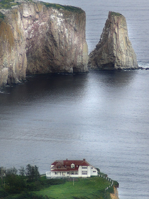 Seaside Home, Quebec, Canada