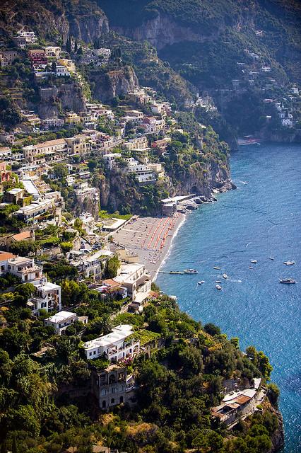 Seaside, Positano, Italy