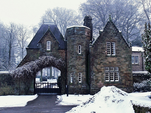 Gate House, Upsall, North Yorkshire, England