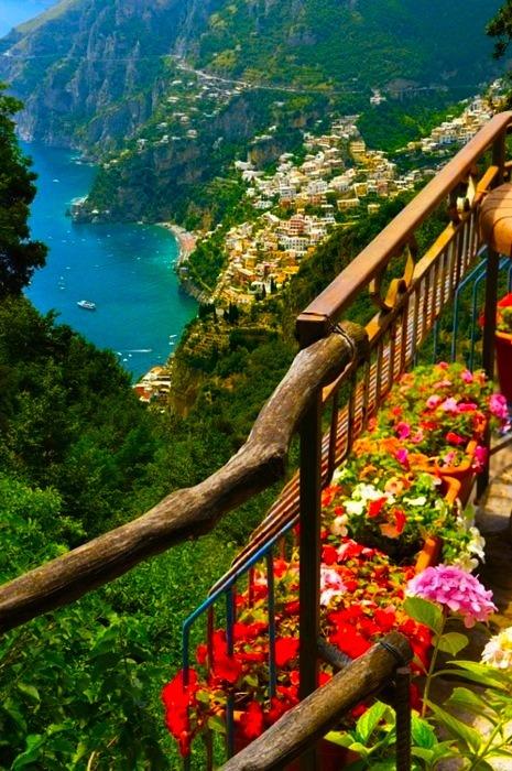 Ocean View, Amalfi Coast, Italy