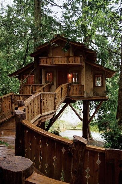 Treehouse, Seattle, Washington
