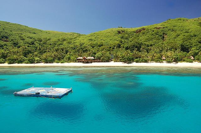 Botaira Resort in Yasawa Islands, Fiji