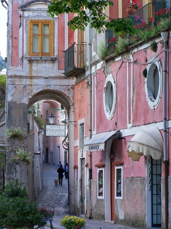 Ancient Arch, Ravello, Italy