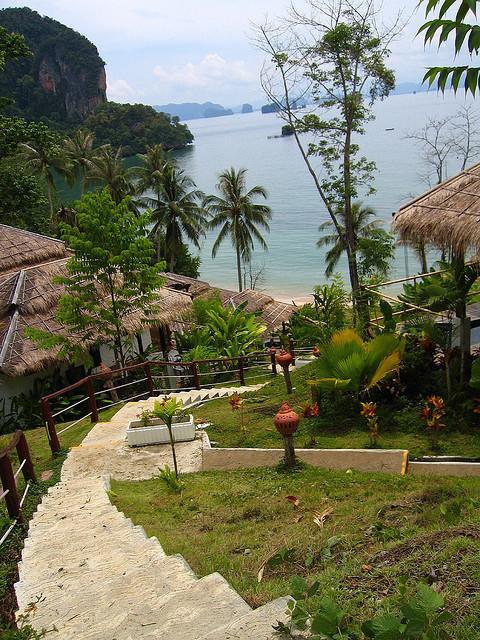 Small cozy resort on Koh Yao Island, Thailand