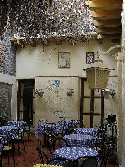 Casa de la Trova, a famous music venue in Santiago de Cuba