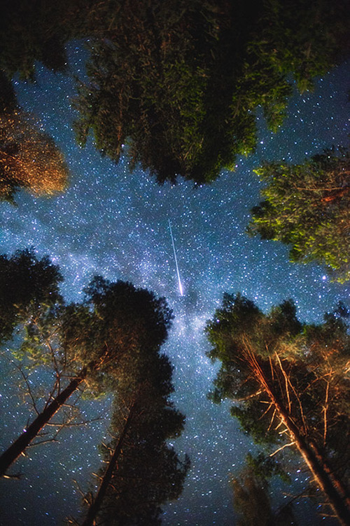 Shooting Star, Sweden