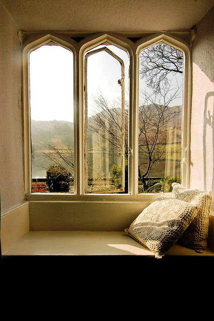 Reading Nook, Ambleside, England