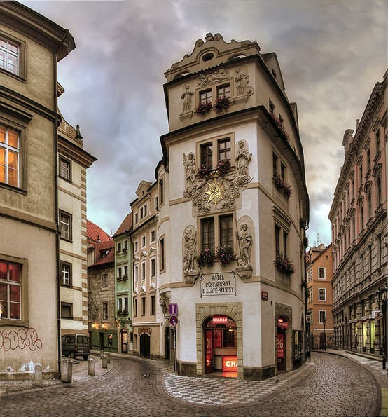 Medieval, Prague, Czech Republic