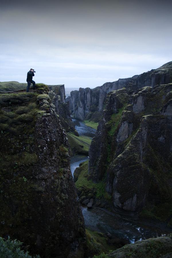 Deep Canyon, Iceland