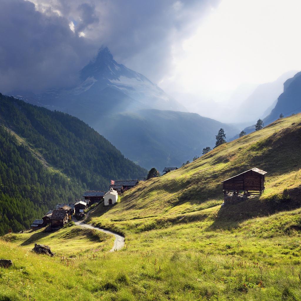 Switzerland  pierre Hanquin