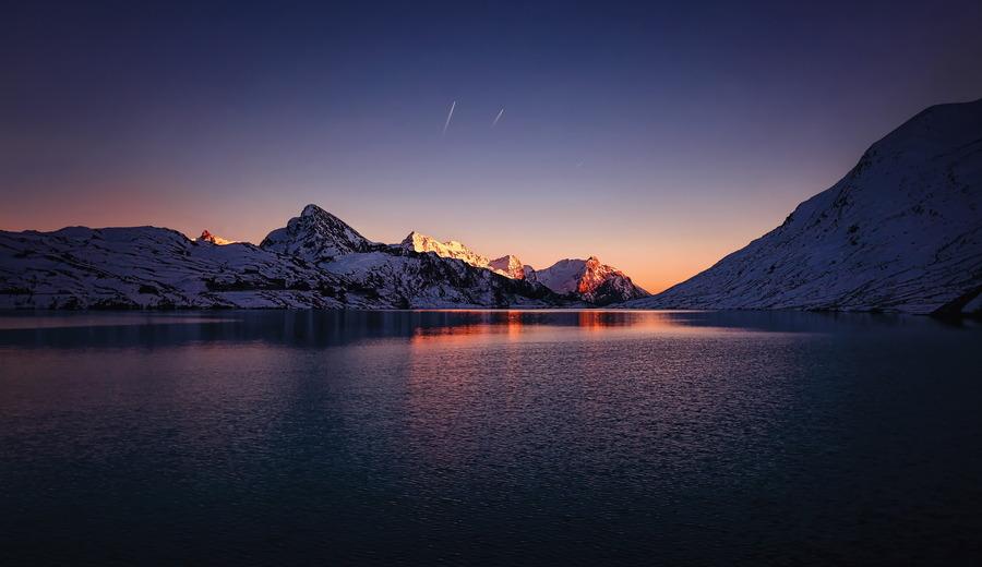 Bernina Range, Switzerland - Italy (Birgit Pittelkow)