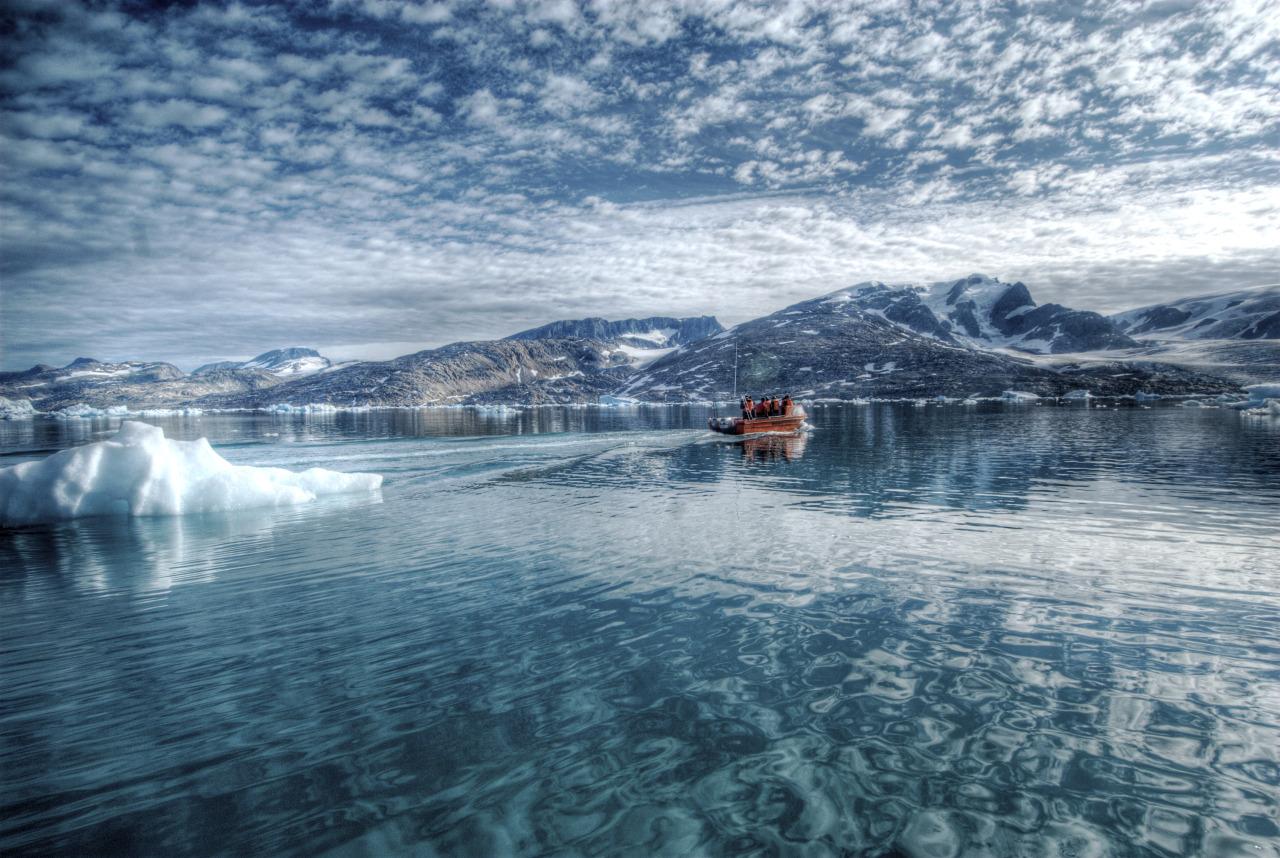 Ostgronland, Greenland