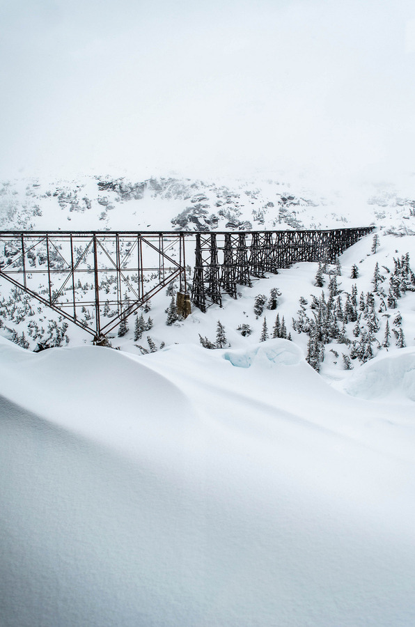 White Pass Railway, Alaska