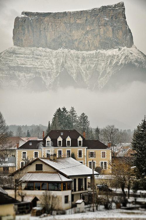 Mt. Aiguille, France  Chris Harben