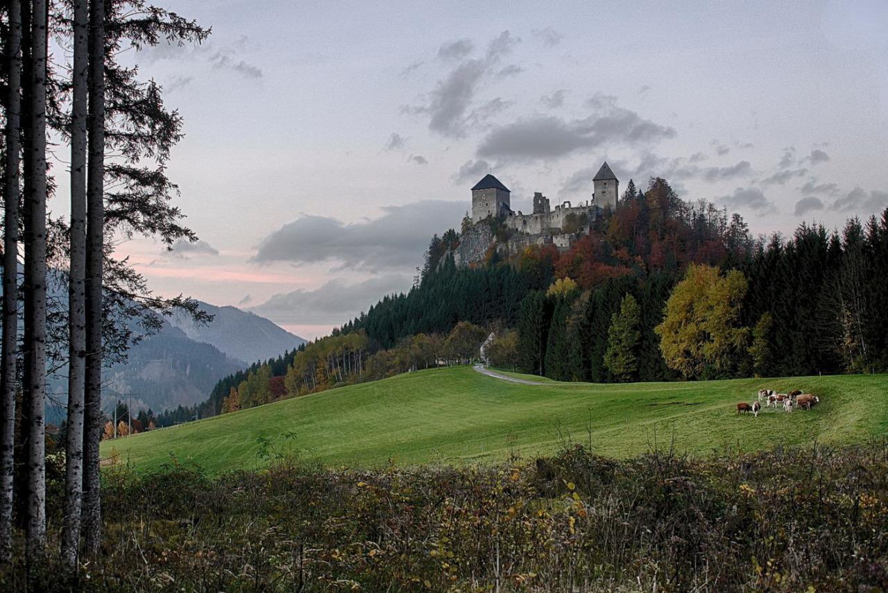 Burgruine Gallenstein, Styria / Austria